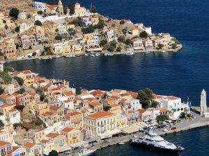 Symi Grécia
