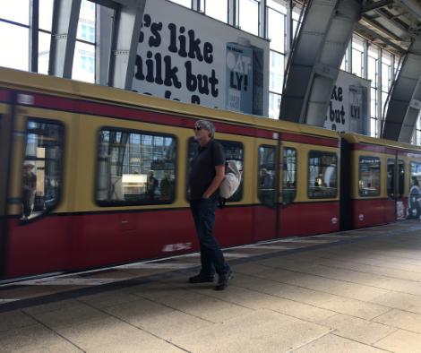 S-Bahn Berlim