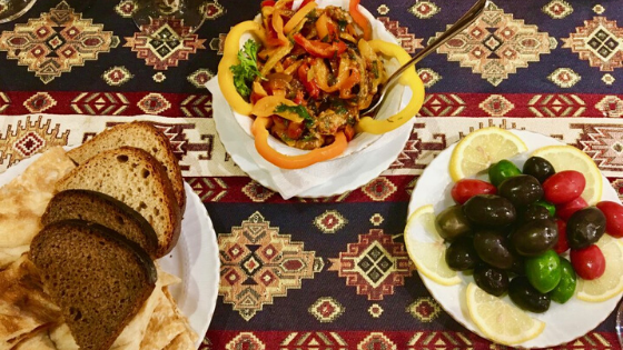 culinaria na armênia