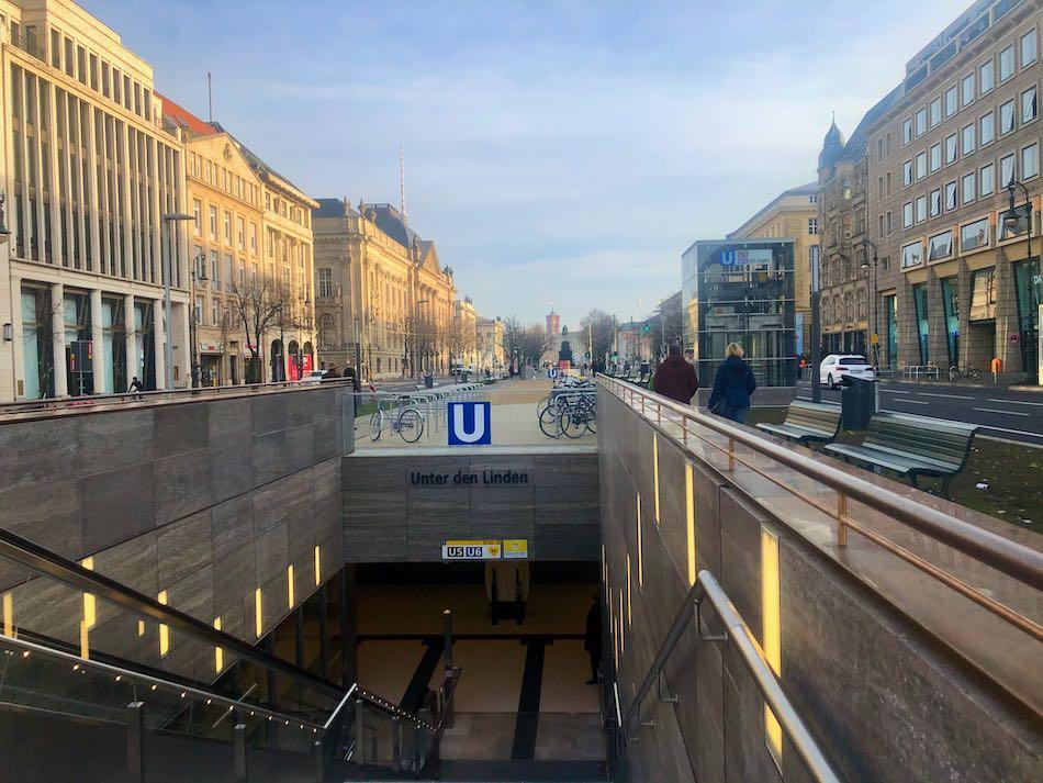 metrô berlim