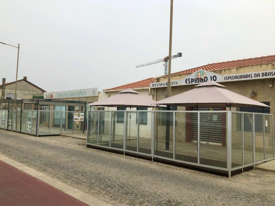 restaurantes fechados em portugal