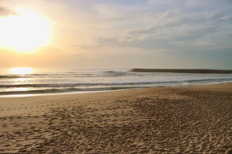 Espinho Portugal viagem sustentável