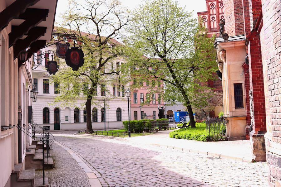 Nikolaiviertel Berlim