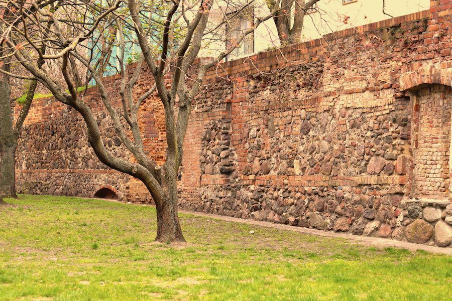 muro medieval berlim