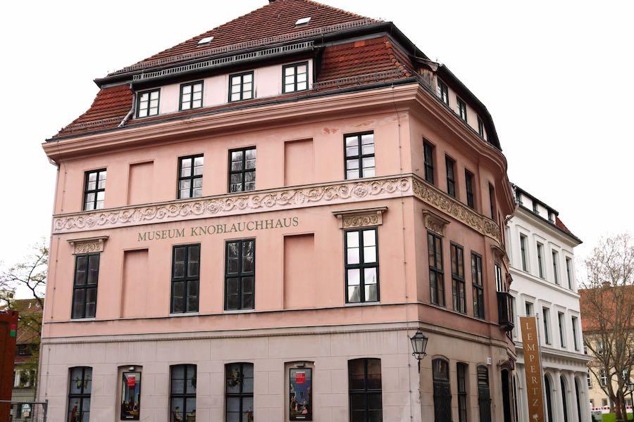 Knoblauchhaus berlim
