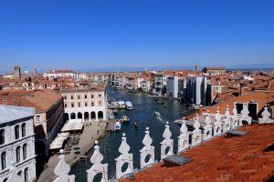 turismo sustentável em Veneza